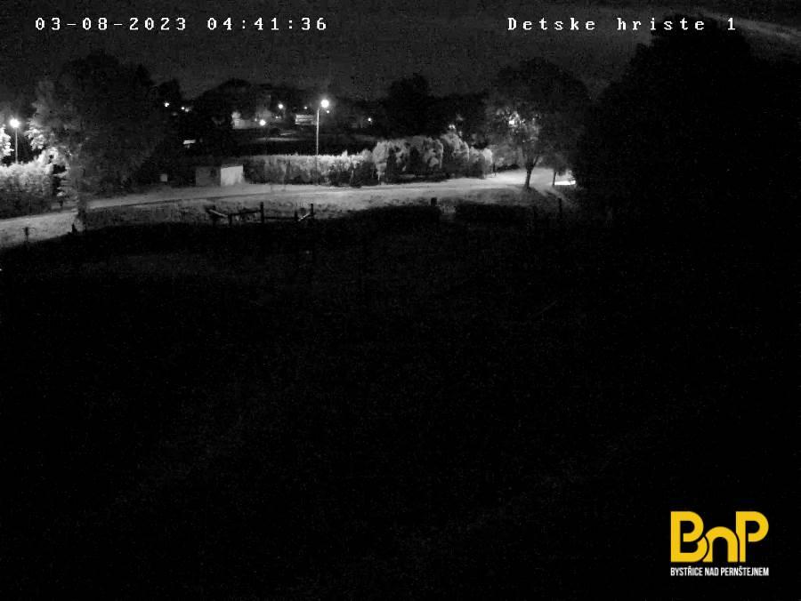 Webkamera - Dětské hřiště 1
